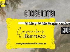 STREAMING DESFILE CAPRICHOS DEL BARROCO