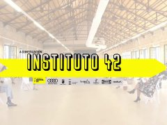 STREAMING DESFILE INSTITUTO 42